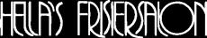 Hella's Frisiersalon Magdeburg - Schriftzug - weiss